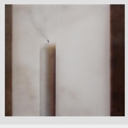 Ibon mainar artista arteinformado - Acrilico sobre lienzo ...