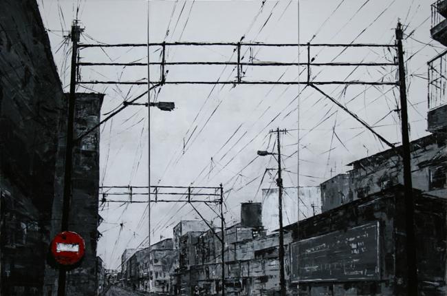 calle prohibido | Ir a la ficha del Artista 'Óscar Cabana Picado'