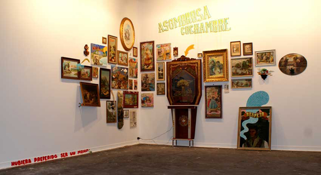 ASOMBROSA COCHAMBRE, Tentaciones, Estampa 09.