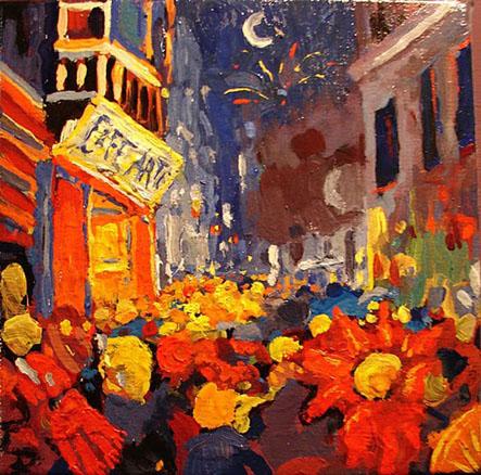 Calle del Café del Arte