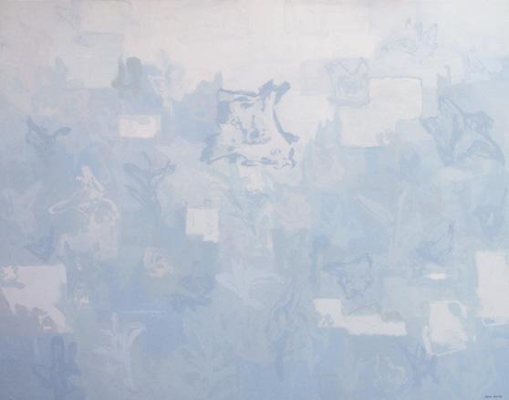 Monica cerrada mac as artista arteinformado - Acrilico sobre lienzo ...