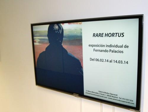 Galeria Modus Operandi. Madrid