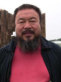 Ai Weiwei en la Documenta 12 en 2007