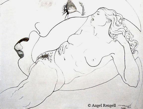 L  Abandon - Angel Rengell