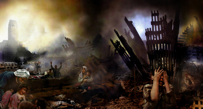 Destrucción sobre destrucción