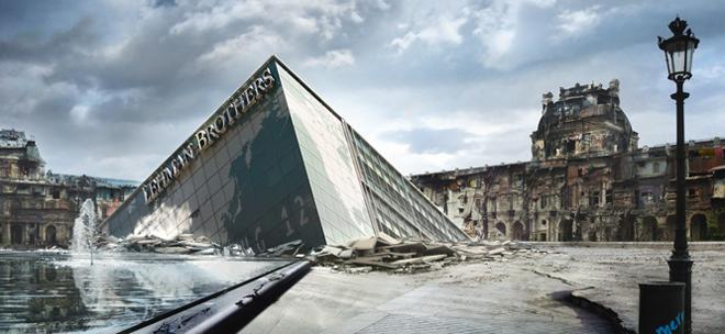 Reconstrucción, París