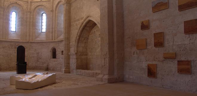 iluminaciones Monasterio de Tórtoles de Esgueva. 18.07.09-10.10.09
