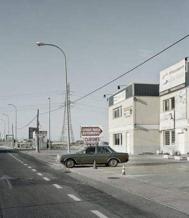 Serie Madrid_Poligonos Industriales | Ir a la ficha del Artista 'Fernando Maselli'
