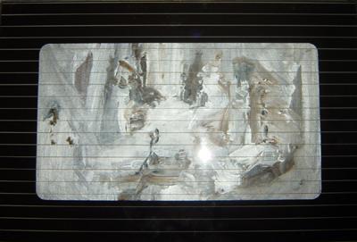 Paco espinosa.WTTID XIII. 2007.37x55cm.tecnica mixta | Ir a la ficha del Artista 'Paco Espinosa'