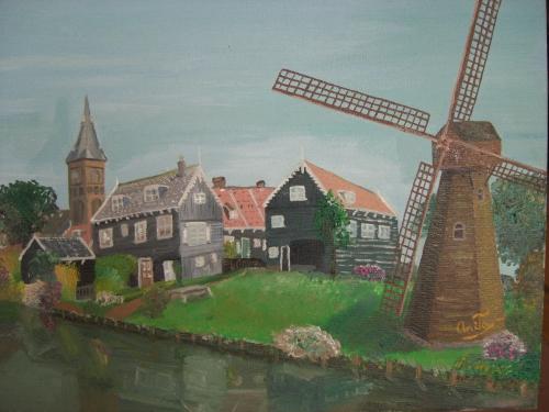 Navegando por Holanda