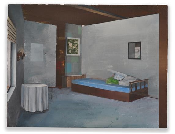Carlos sagrera artista arteinformado - Acrilico sobre lienzo ...