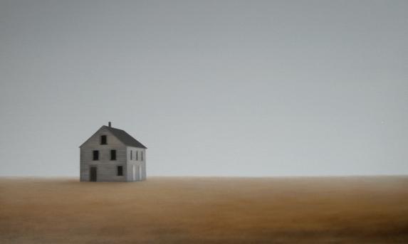 Landscape 12. 55 x 89 cm. Acrílicolienzo | Ir a la ficha del Artista 'Mónica Dixon'