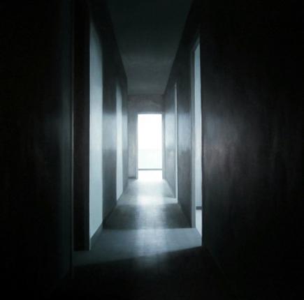 Visible Silencio. 150 x 150 cm. Acrílicolienzo | Ir a la ficha del Artista 'Mónica Dixon'