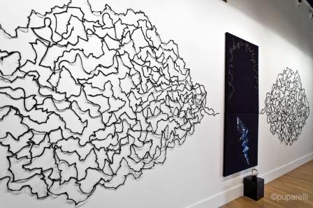 Abismo de cristal, 2012 | Ir a la ficha del Artista, Comisario 'Concha Sáez del Álamo'