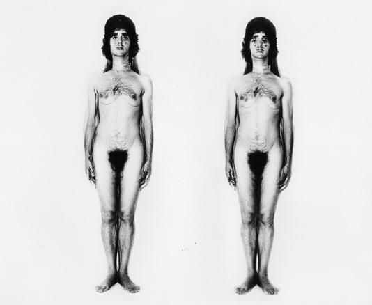 BIOZAJ. 1977 acción fotográfica