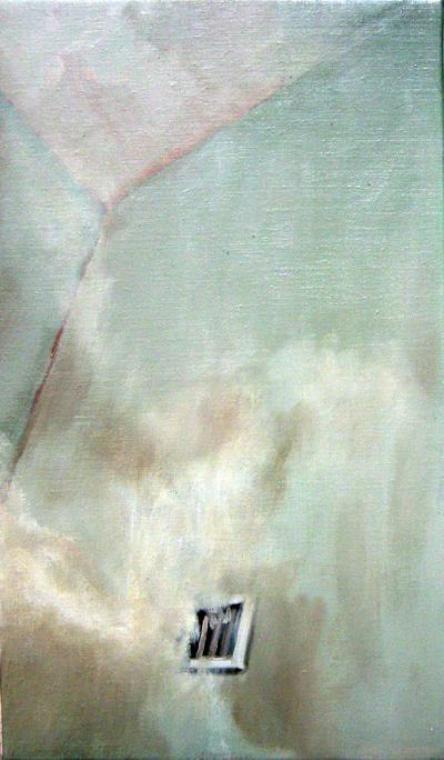 Gas.2006 24x41 oleo sobre tela | Ir a la ficha del Artista 'Steve Afif'