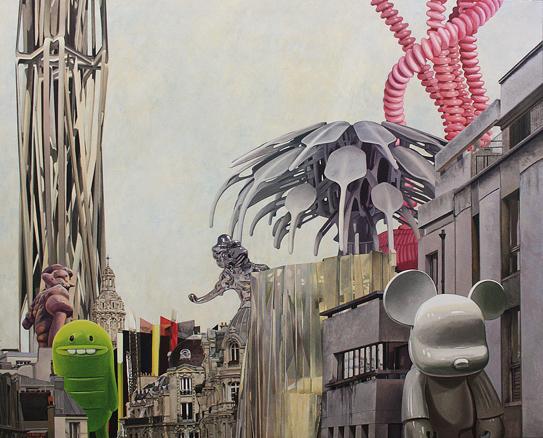 PARÍS 1 | Ir a la ficha del Artista 'Paco Díaz Salas'