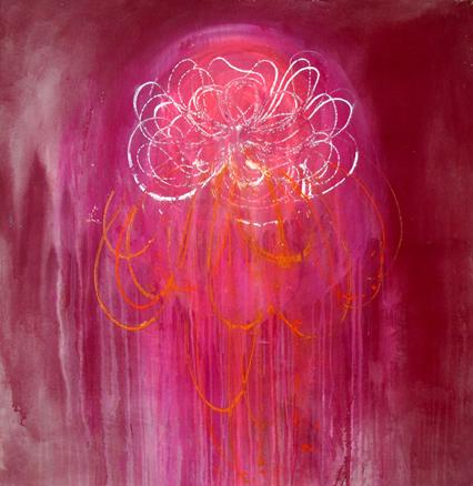 M magdalena duran coll artista arteinformado - Acrilico sobre lienzo ...