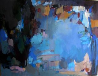 Ñapa Blue in the Sky | Ir a la ficha del Artista 'Sonia Casero Lázaro - S.Casero'