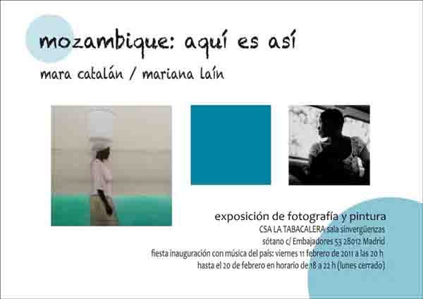 invitación CSA La Tabacalera | Ir a la ficha del Artista 'Mariana Laín Claesson - Mariana Laín'