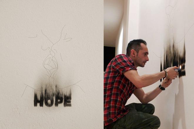 Hope | Ir a la ficha del Artista 'Fernando Navarro Vejo'