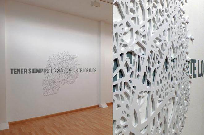 Tener siempre la muerte ante los ojos | Ir a la ficha del Artista 'Fernando Navarro Vejo'