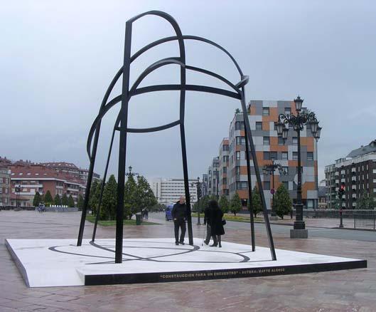 Construcción para un Encuentro - Oviedo
