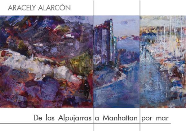 Exposición de 15 a 30 de abril - Galeria Granadacapital