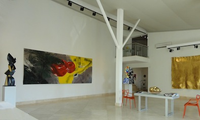 NH Galeria | Ir a la ficha de 'NH Galería'. Galería de arte