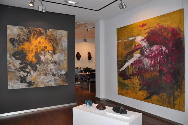Exposición Encuentros de Fernando de Dios, junio 2013