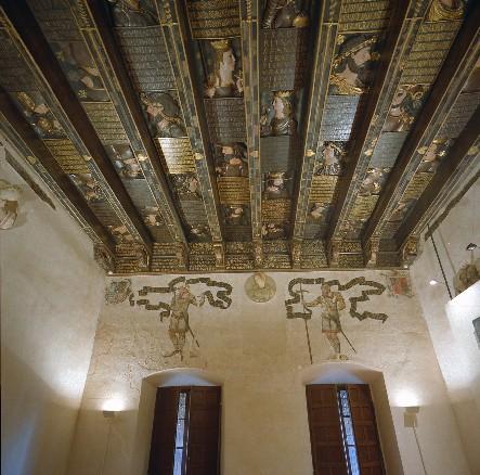 Museo casa de los tiros museo arteinformado for La casa de granada en madrid