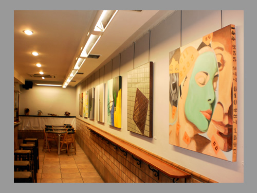 Mezclados - Mistoak | Ir a la ficha de 'Cafe Nahikari Bergara'. Otras organizaciones de arte