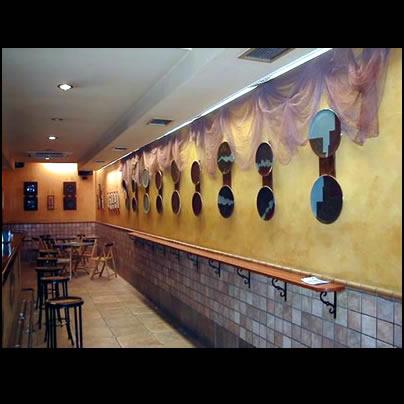 Vista interior II | Ir a la ficha de 'Cafe Nahikari Bergara'. Otras organizaciones de arte
