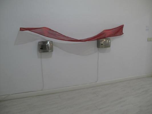 Obra de Jennis Li Cheng Tien, exposición actual