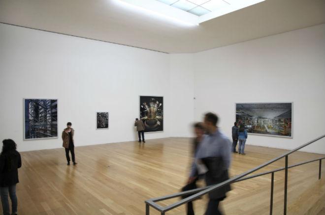 Exposiciones temporales de los artistas más importantes nacionales y extrangeros