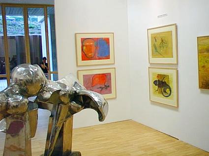ARTESANTANDER 2002 | Ir a la ficha de 'Lorenzo Colomo'. Galería de arte
