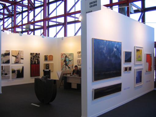 ART MADRID 2009 | Ir a la ficha de 'Lorenzo Colomo'. Galería de arte