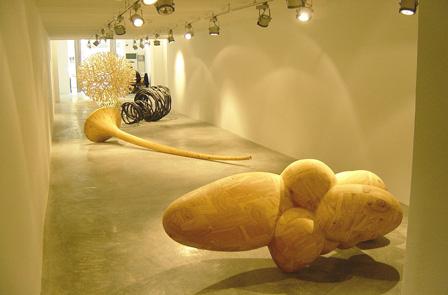 Exposición de Jaakko Pernu en La Galeria