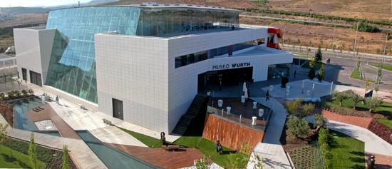 Museo w rth la rioja museo organizaci n con colecci n - Telefono wurth espana ...