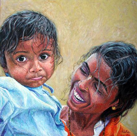 Maternidad India