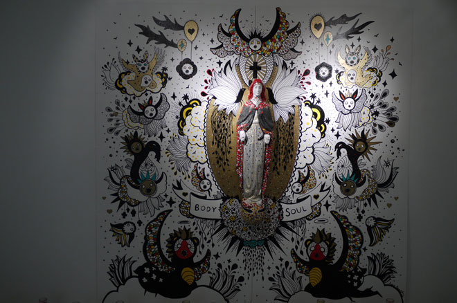 Hardcore Art Contemporary Space - Collage Porn Video-2308