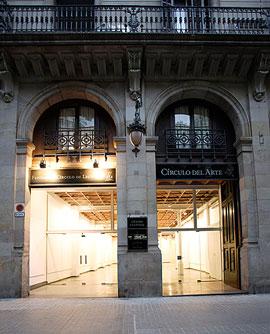 C rculo del arte otras organizaciones de arte arteinformado - Calle princesa barcelona ...