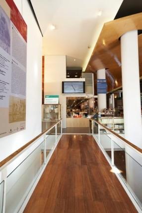 Interior | Ir a la ficha de 'Centre Cultural Blanquerna'. Centro cultural