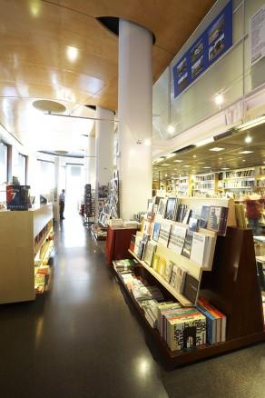 Librería | Ir a la ficha de 'Centre Cultural Blanquerna'. Centro cultural