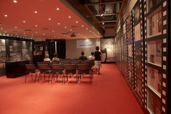 Sala Polivalente CCB | Ir a la ficha de 'Centre Cultural Blanquerna'. Centro cultural