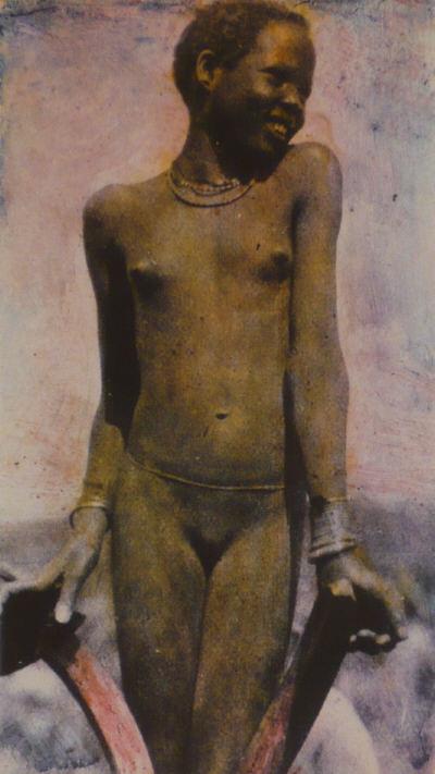 Joven esclava, 1930