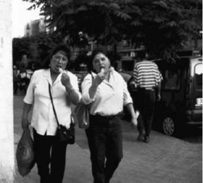 Gente de la calle