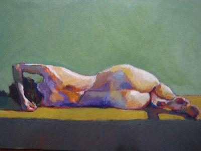 pintura : Stephen Snell