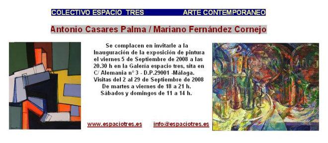 Casares Palma / Mariano Fernández.Cornejo