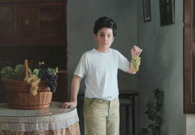 Juan Moreno Aguado, Paráfrasis sobre un tema de Zeuxis, 2008